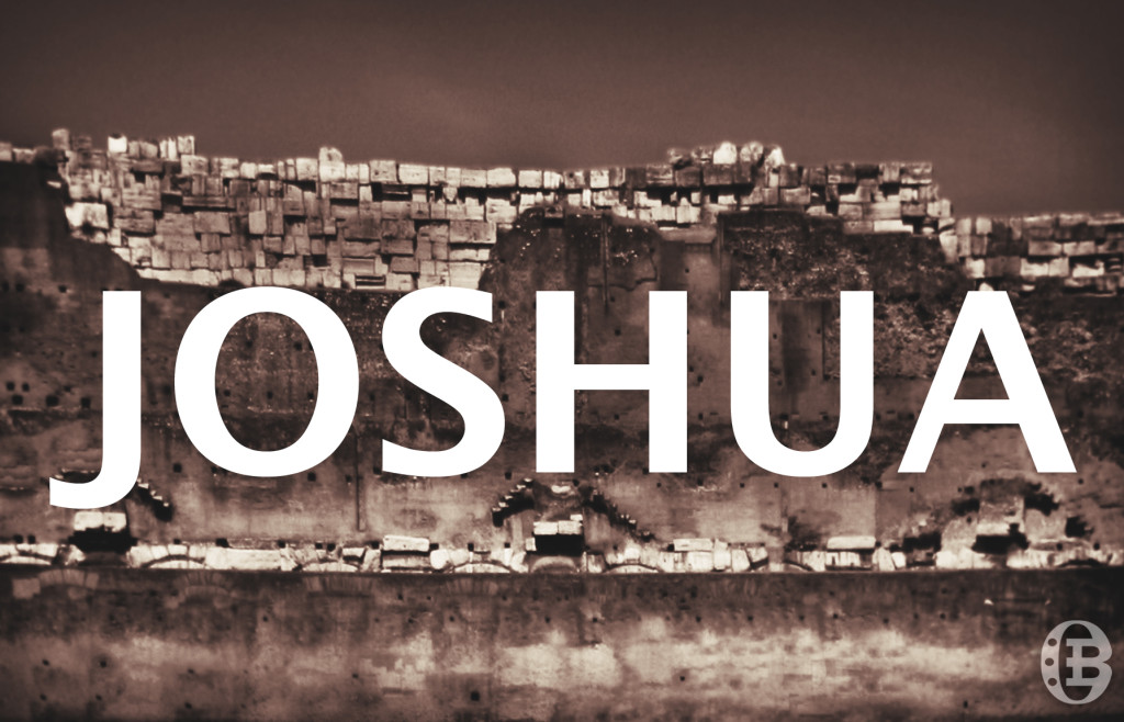 Summary of the OT book of Joshua