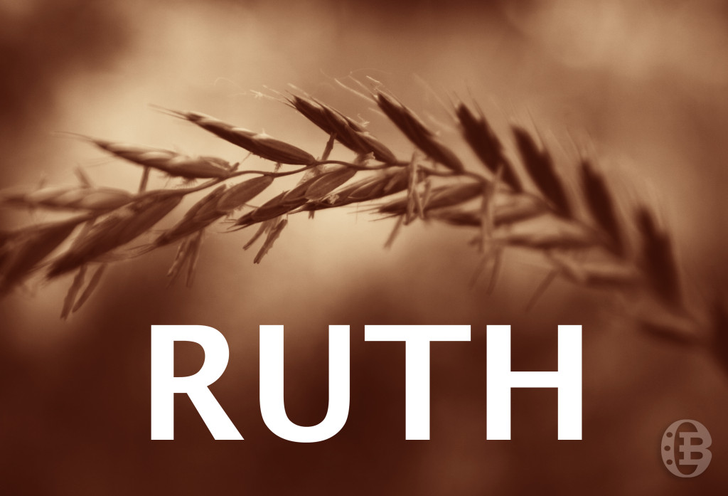 Ruth Redemption And Hope For A Family And A Nation Overviewbible