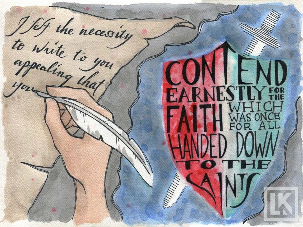 jude theme verse-