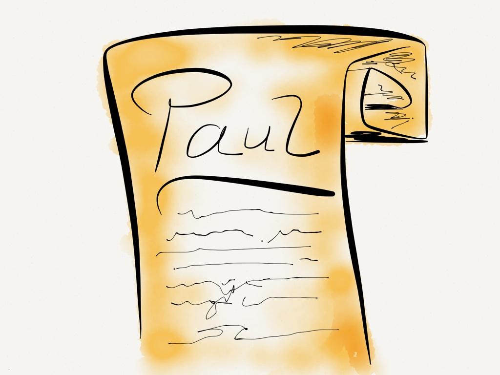 pauline epistles pauls letters overview scroll apostle paul
