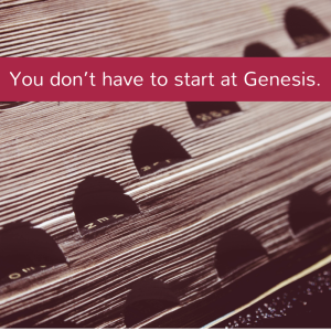 you-dont-have-to-start-at-genesis-reading-bible