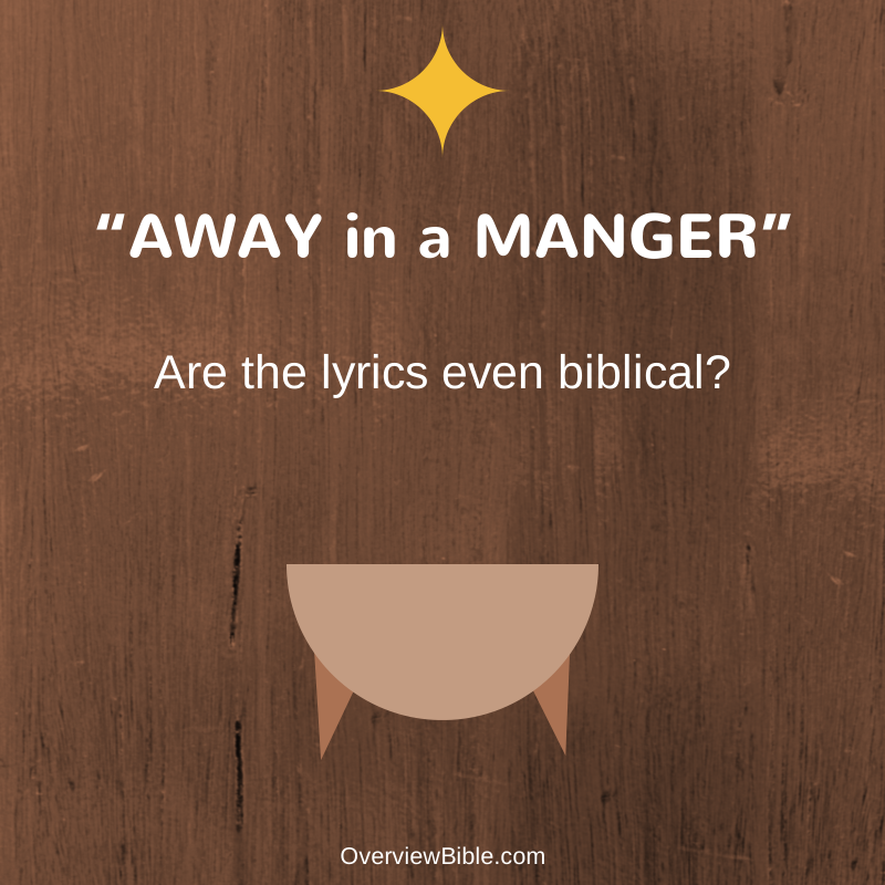 away-in-a-manger-lyrics-biblical-docetism-gnostic-christmas-carol