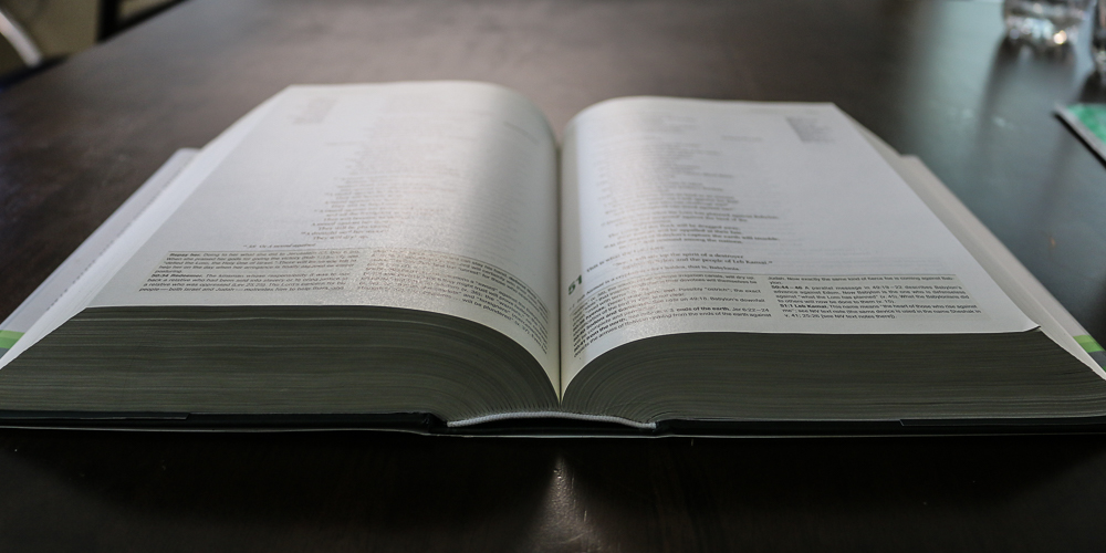 What's the longest book of the Bible? Not Psalms!