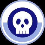 Nahum skull free bible icon