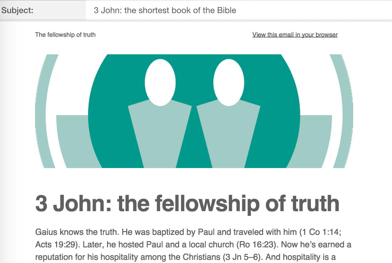 New Testament: Revelation