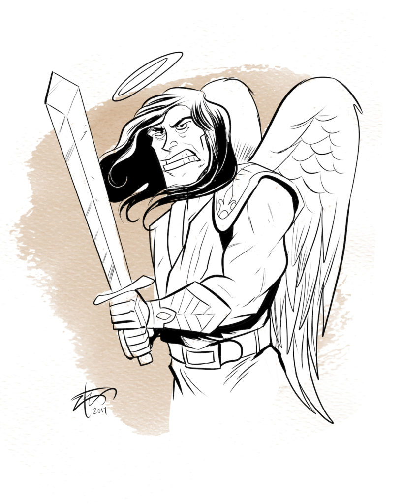 michael-archangel-ethan-nicolle